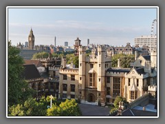 6.3 Lambeth Palace, home of the Archbishop of Canterbury